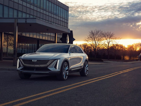 2023 Cadillac Lyriq Production is Ahead of Schedule