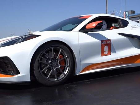 Emelia Hartford Now Has The World's Fastest Chevrolet C8 Corvette
