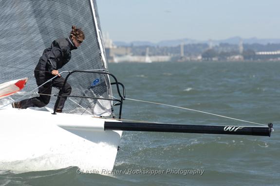 carbon fiber sailboat