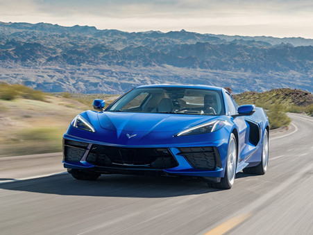 No Car Sold Faster in America This January Than the C8 Corvette