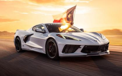 Hennessey-tuned 2020 Chevy Corvette Stingray hits 205.1 mph with nitrous oxide