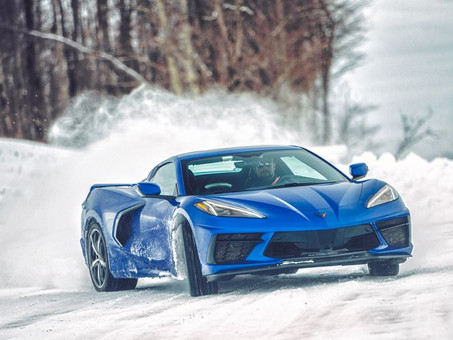The 2021 Chevy C8 Corvette Is the Ultimate Year-Round Daily