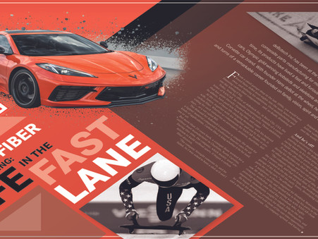 Carbon Fiber Manufacturing: Life In The Fast Lane