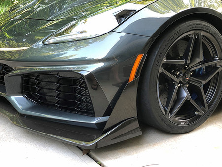 The Story of Carbon Fiber and Corvettes