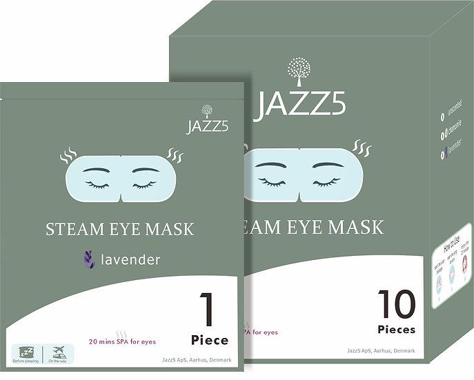 Jazz5 Dampmask m. Lavendel duft