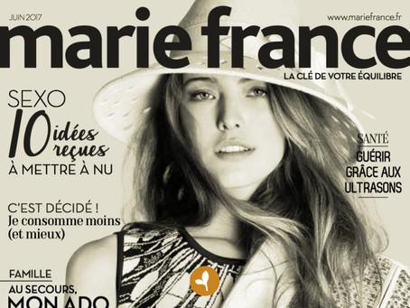 Couple: d'où vient la peur de l'abandon? Article paru dans Marie-France