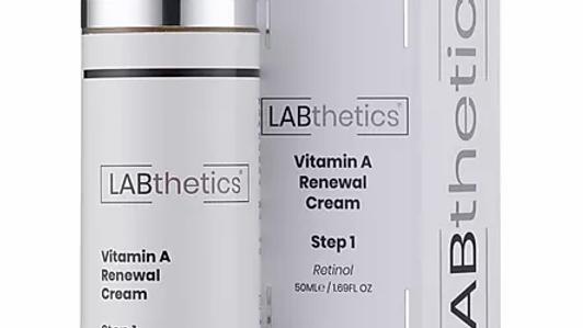 LABthetics Vitamin A Renewal Cream Step 1
