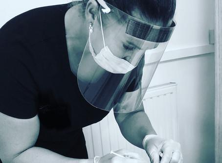 Treating acne using botulinum toxin