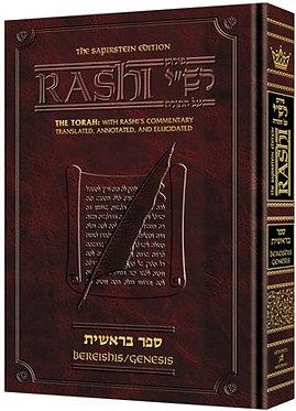 Sapirstein Edition Rashi - Full Size