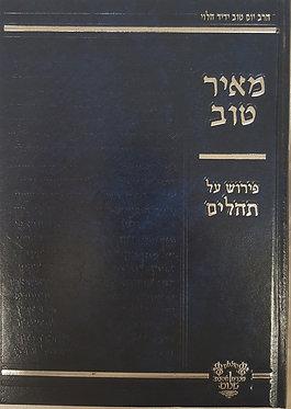 Tehillim Meir Tov