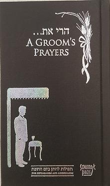 A Groom's Prayer