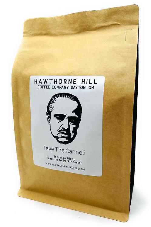Take The Cannoli Espresso Blend