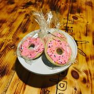 Donut Sugar Cookies 🍩