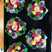 Flower Pot Cupcakes, we have some in the