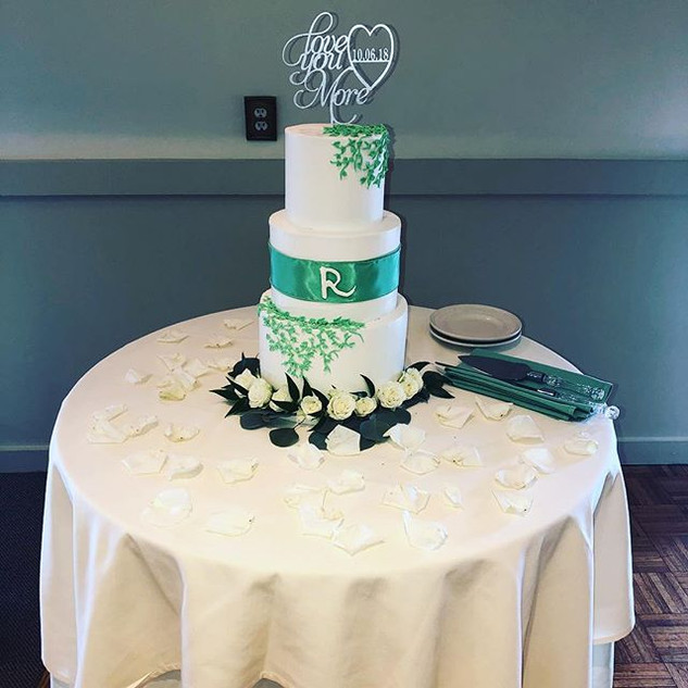 Congratulations Mary Ellen & Tony 💍 #ba