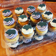 Elephant baby shower cupcakes ! 🐘 #elep