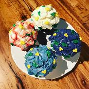 Flower Cupcakes 🌸
