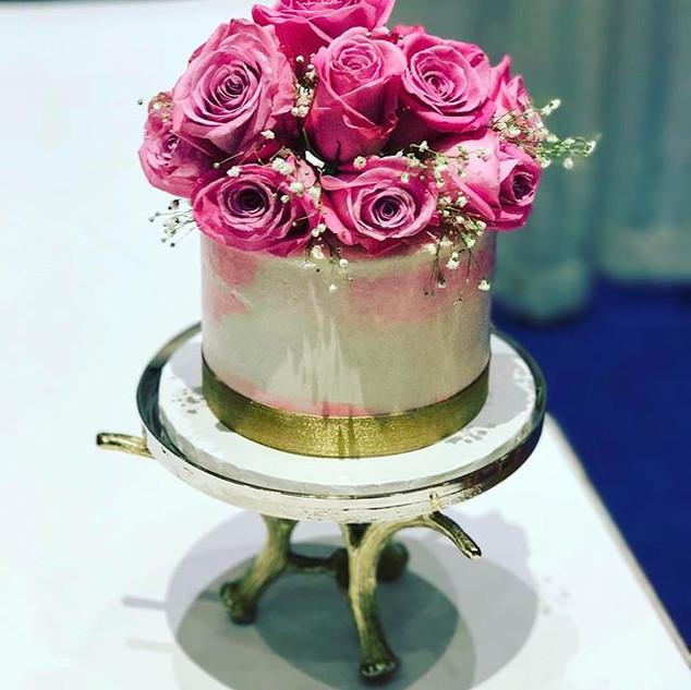 Sweetheart Wedding Cake 💍
