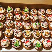 Christmas Cupcakes 🎄