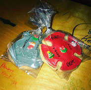 Some fun Thank You Sugar Cookies for the