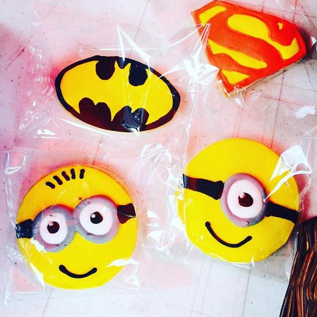 Handmade sugar cookies !