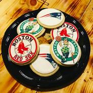 Sports Sugar Cookie Platter !