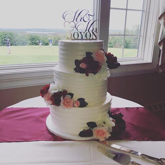 Congratulations Jenna & Ethan 💍 Butterc