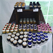 Cupcake Wedding from today ! Congrats to