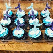 Mermaid Cupcakes 🧜♀️