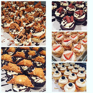 CUPCAKES TODAY_ Chocolate Chip Cannoli,