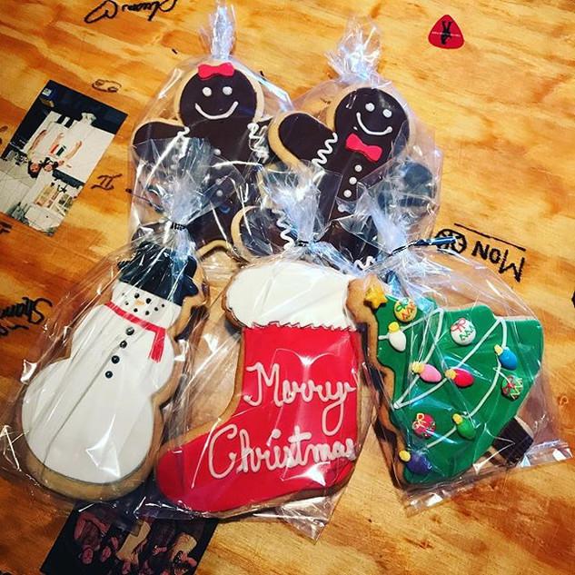 Christmas Sugar Cookie 🎄❄️🎅🏼☃️