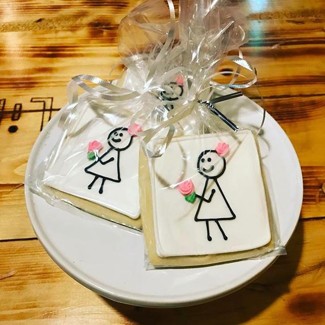 Bridal Shower Sugar Cookies ❤️