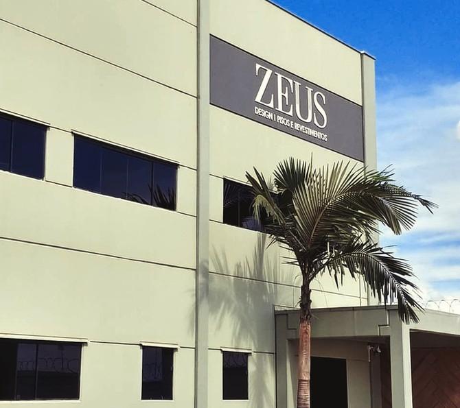 Evento Zeus Design e parceiros