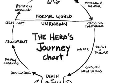 Week 4 - Middle School on The Hero's Journey