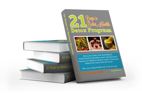 21-Day Detox Ebook