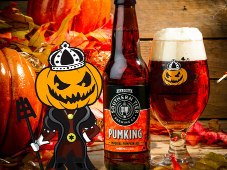 Pumking is truly a king