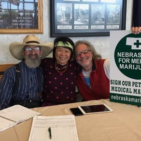 Nebraska calls for legalization!