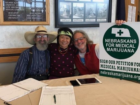 Nebraska calls for legalization!