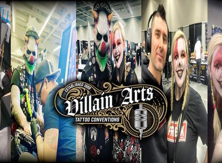 Villain Arts: One Big Party
