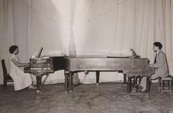 1st Concert - 1952 - Jerusalem -YMCA