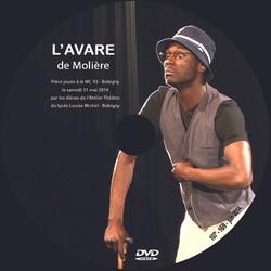 Rond dvd L'Avare