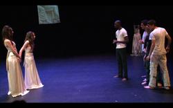 16. Agamemnon Cassandre et le Choeur