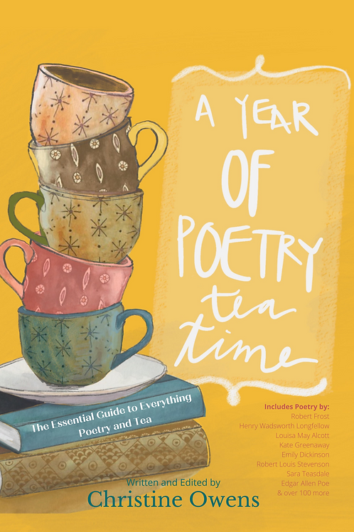 A Year of Poetry Tea Time
