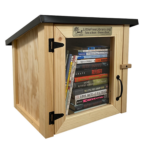 Donation for a Little Free Library