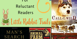 20 Short Books for the Reluctant Reader: Learn to Love Books