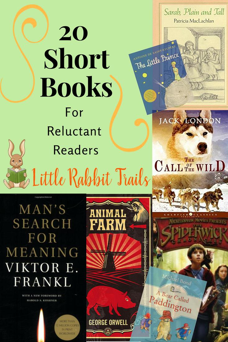 20 short books