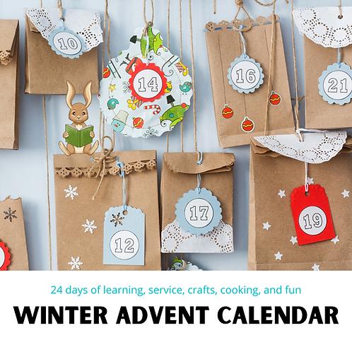 Winter Advent Calendar