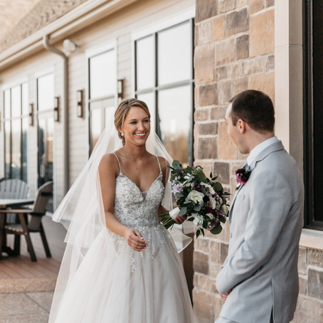 Top 3 Reasons to Consider a First Look on Your Wedding Day - St. Louis Wedding Photography
