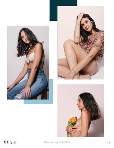 MALVIE Mag - Natural Beauty Edition Vol.