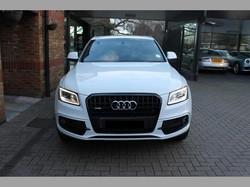 2014 Audi Q5, Running LED Lights